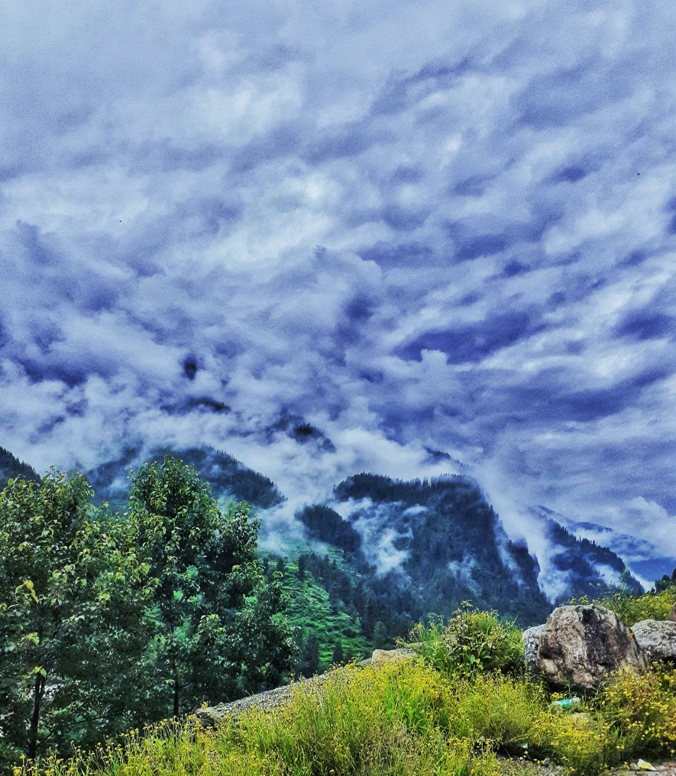 Photo of Parvati Valley By Nikhil Raj