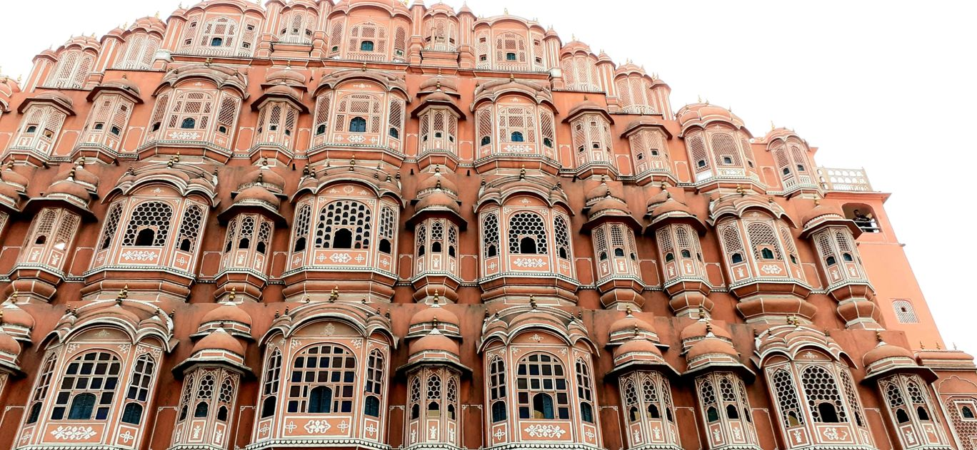 Photo of Hawa Mahal By Nikhil Raj