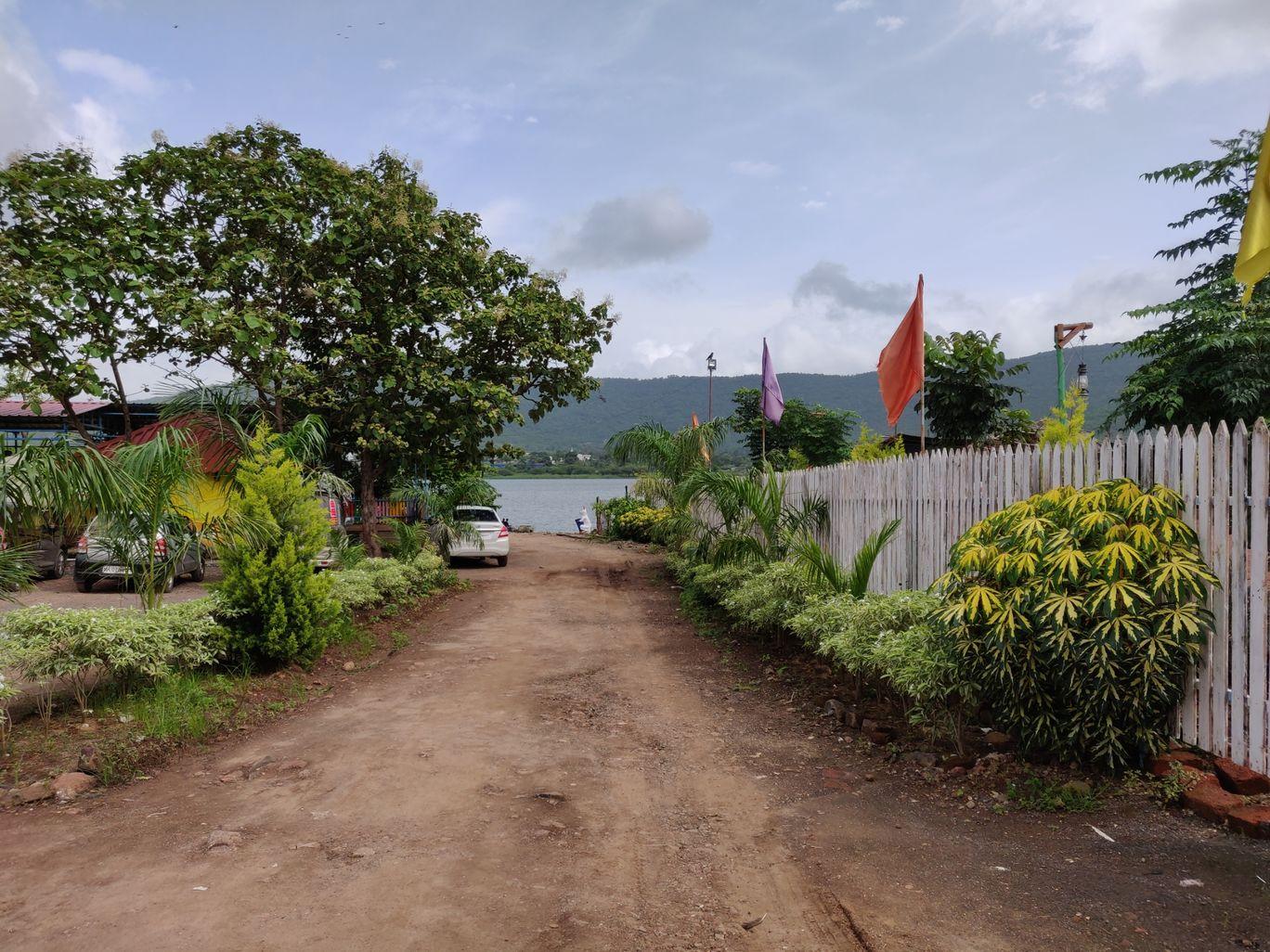 Photo of Kasarsai Dam By aakashnil banerjee