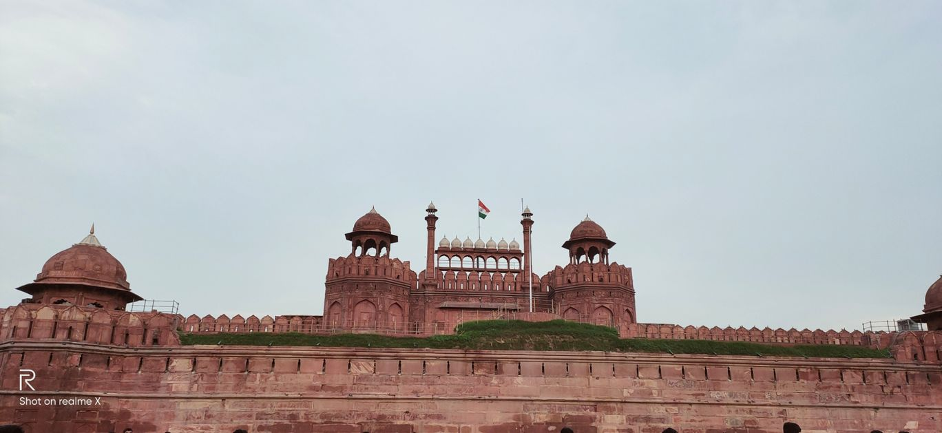 Photo of Red Fort By safir khan