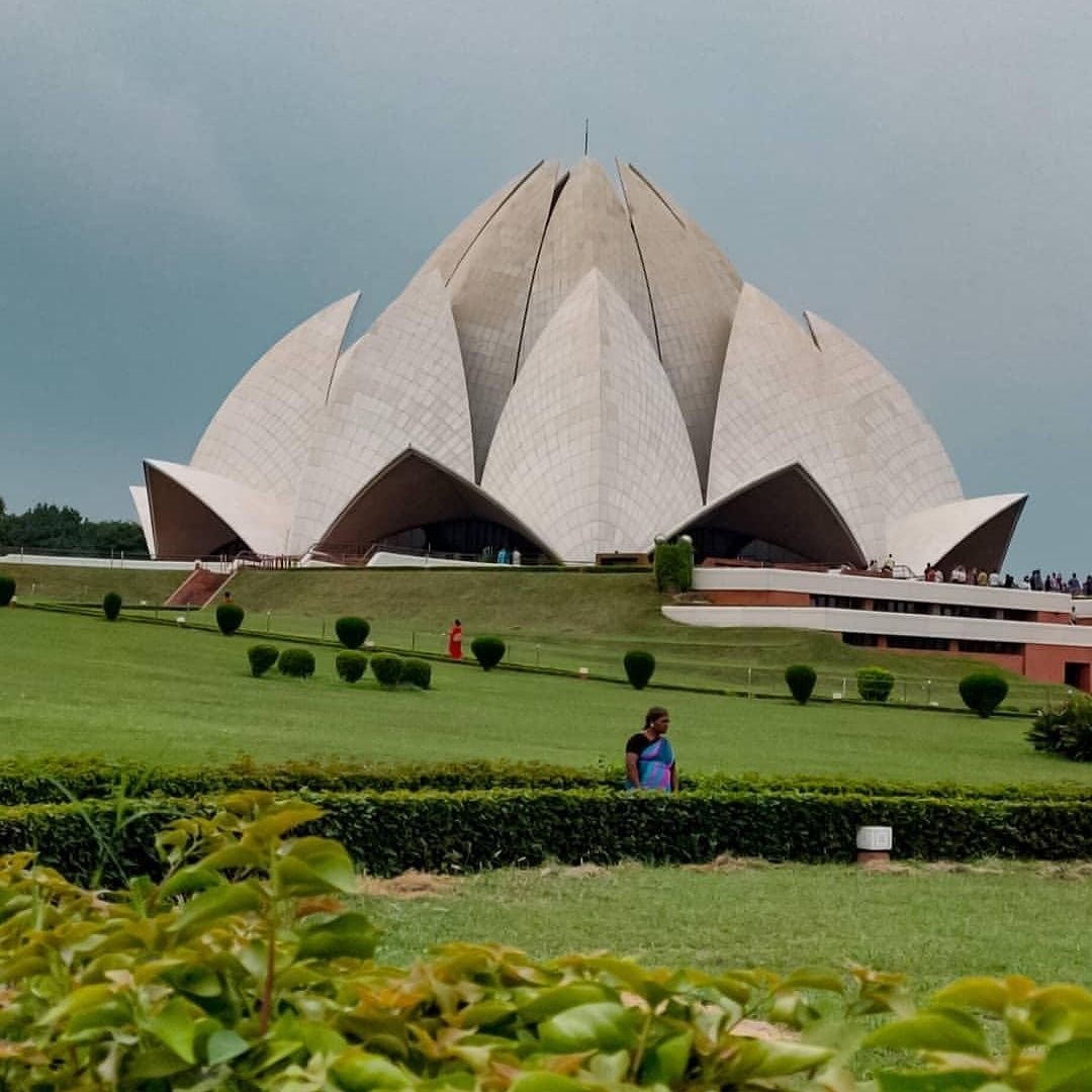 Photo of Lotus Temple By safir khan