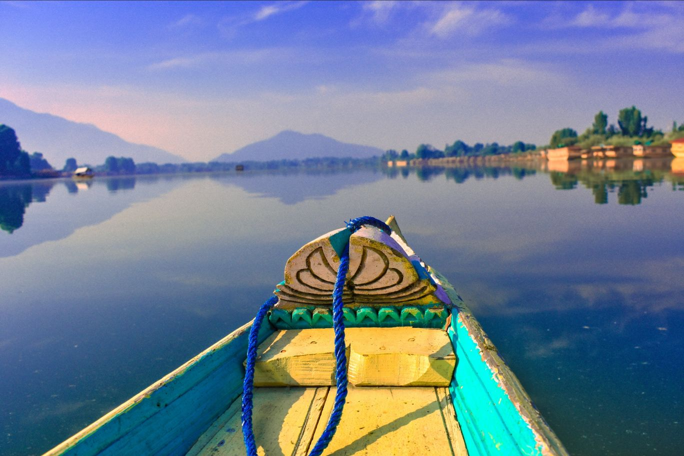 Photo of Dal Lake By HIGH ON LIFE