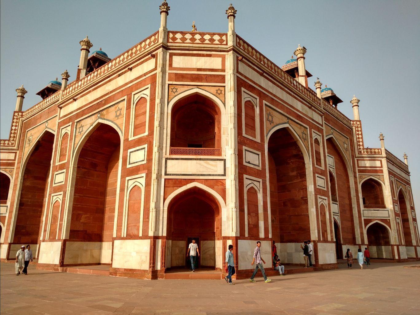 Photo of Humayun's Tomb By HEMANT PHULWARI