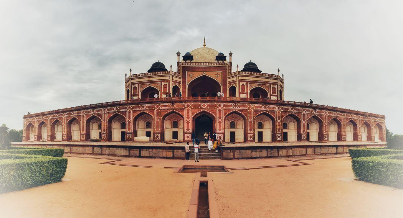 Photo of Humayun's Tomb By Anmol Mahajan