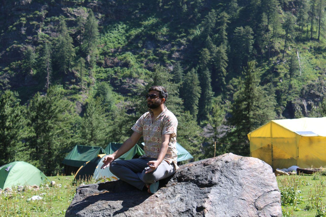 Photo of Kheer Ganga Trek By Sandeep Bhatt