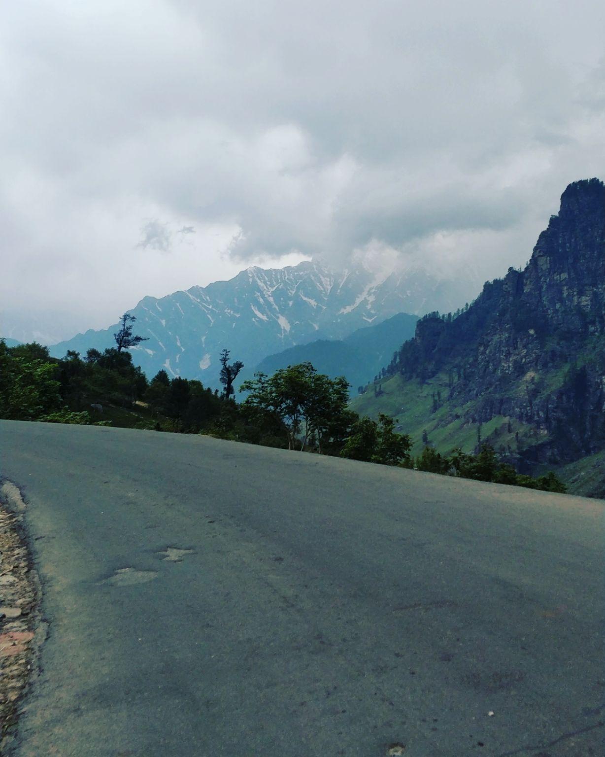 Photo of Rohtang Pass By shubham sharma