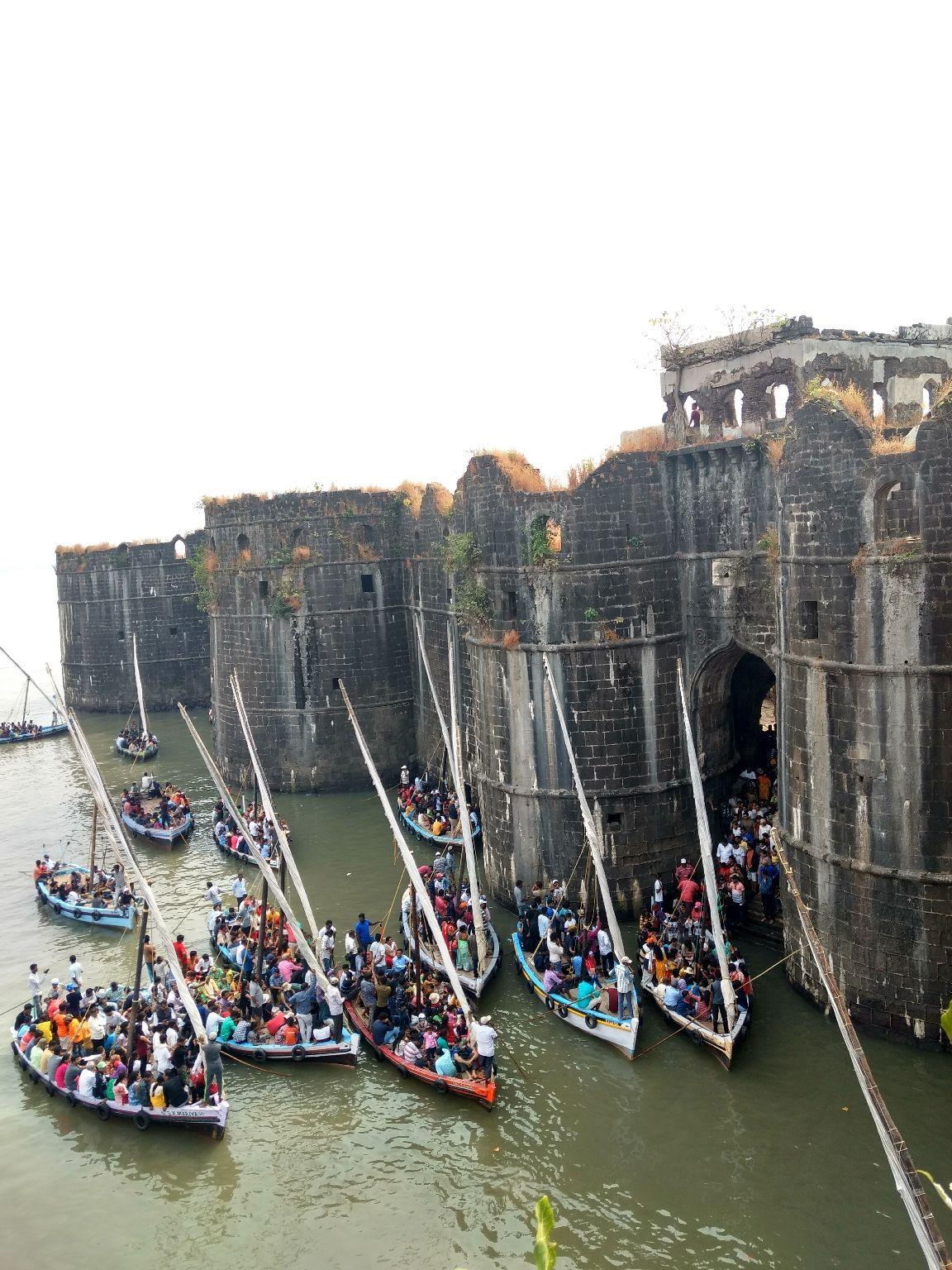 Photo of Murud-Janjira Fort By Kaivan Bhayani