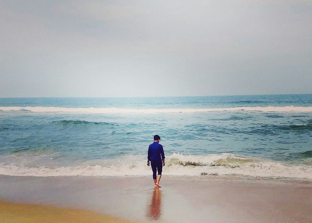 Photo of Golden Beach By subham sen