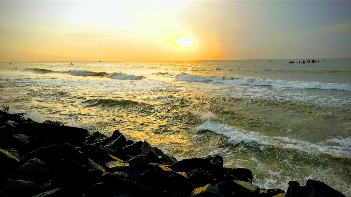 Photo of Pondicherry By ANNU PRIYA