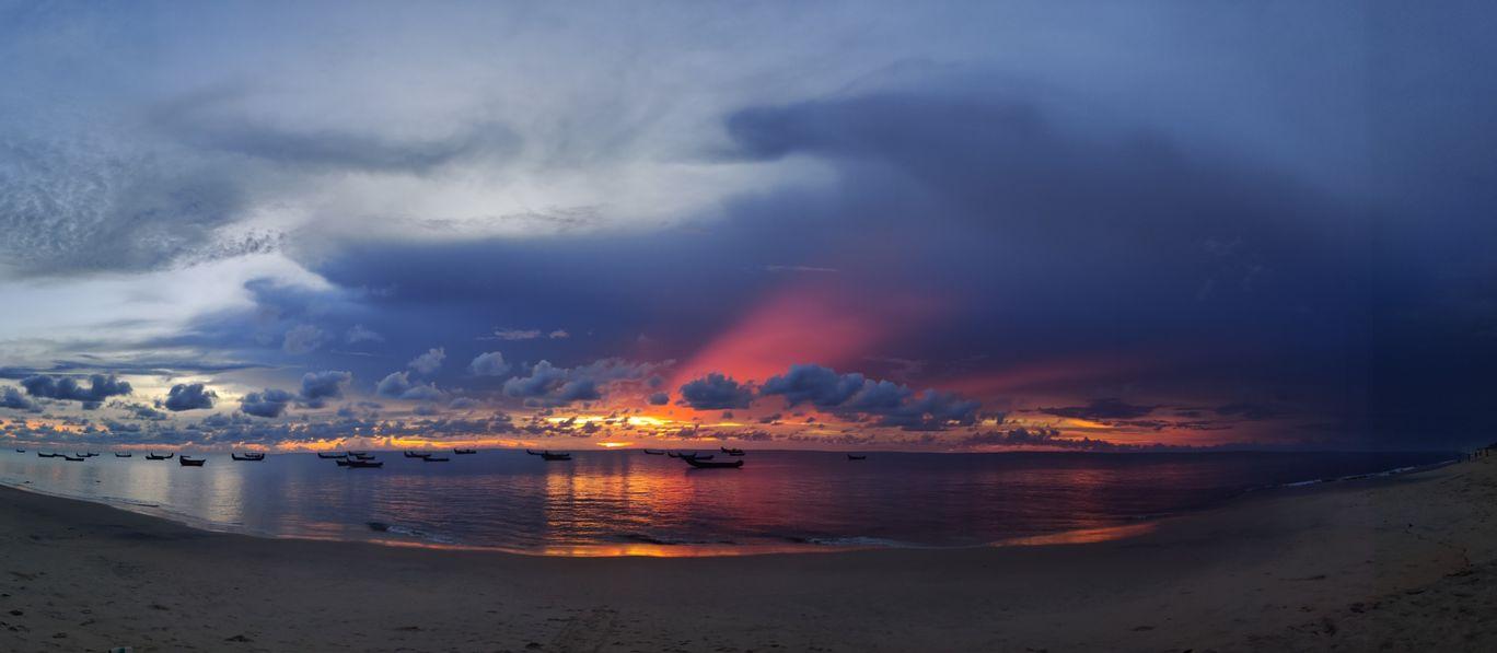 Photo of Mararikulam Beach By Shabin Shabu