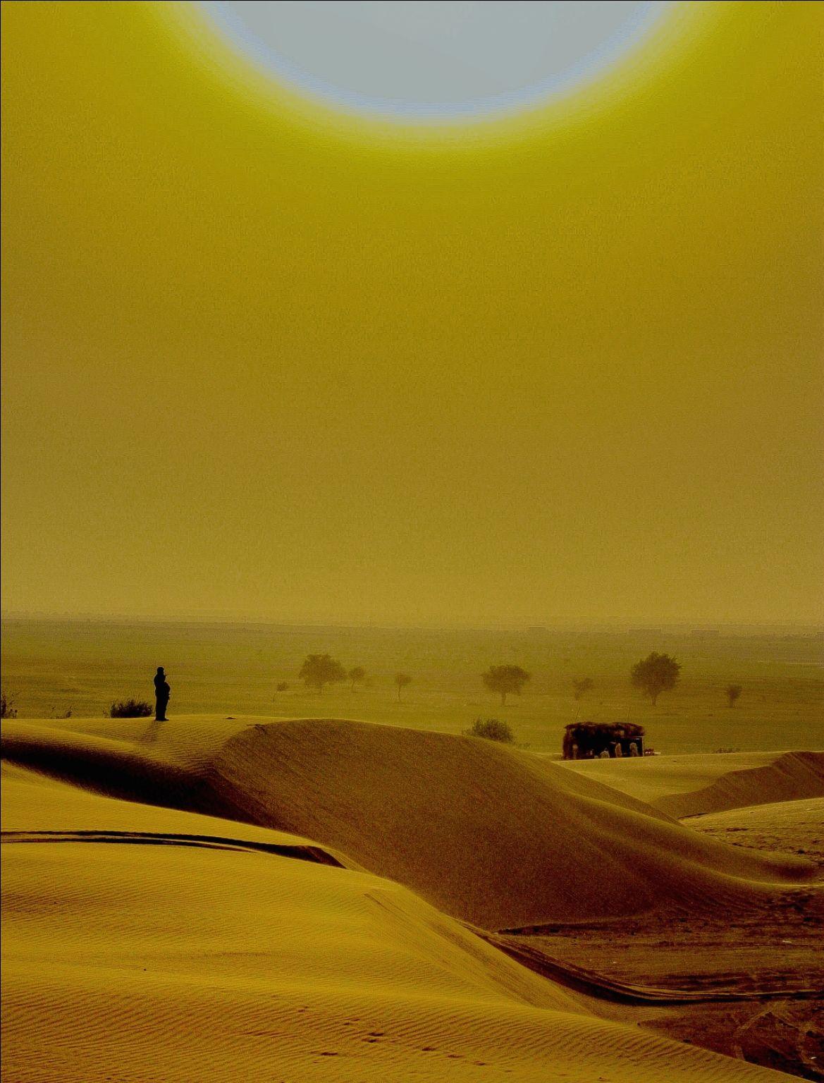 Photo of Thar Desert By Indresh PadmaRam