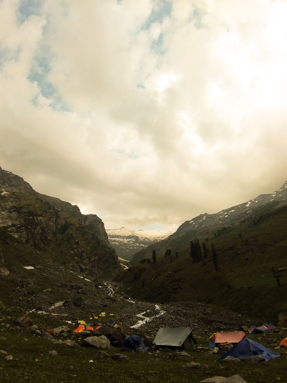 Photo of Hampta Pass Trek Camp Himalayan Mountain Sojourns By mohit aakarsh