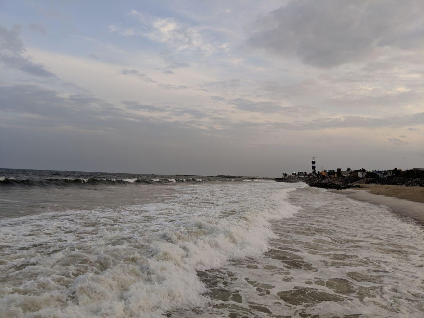 Photo of Promenade Beach By Michael Dwarakanadh