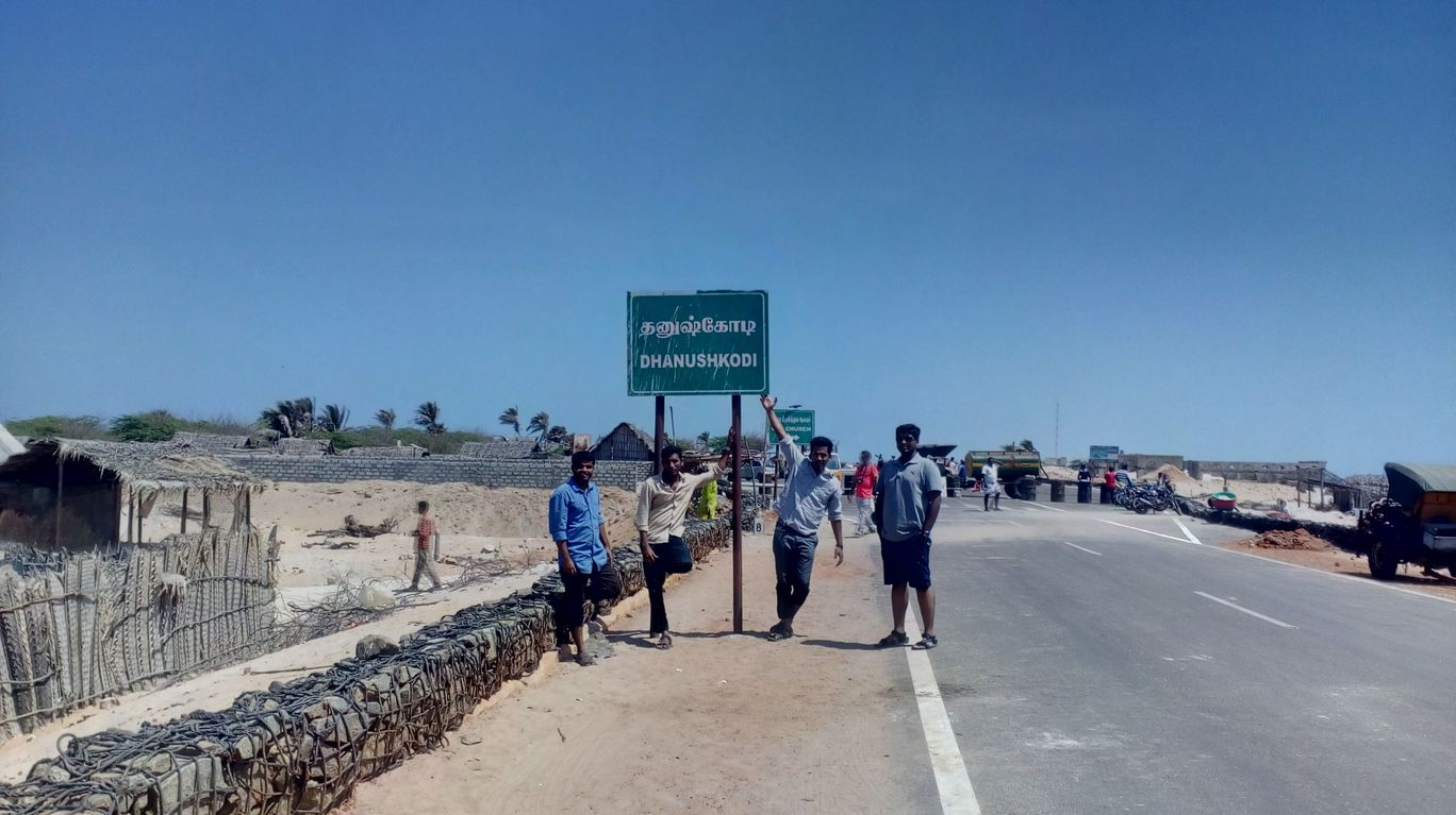 Photo of Dhanushkodi By Aromal