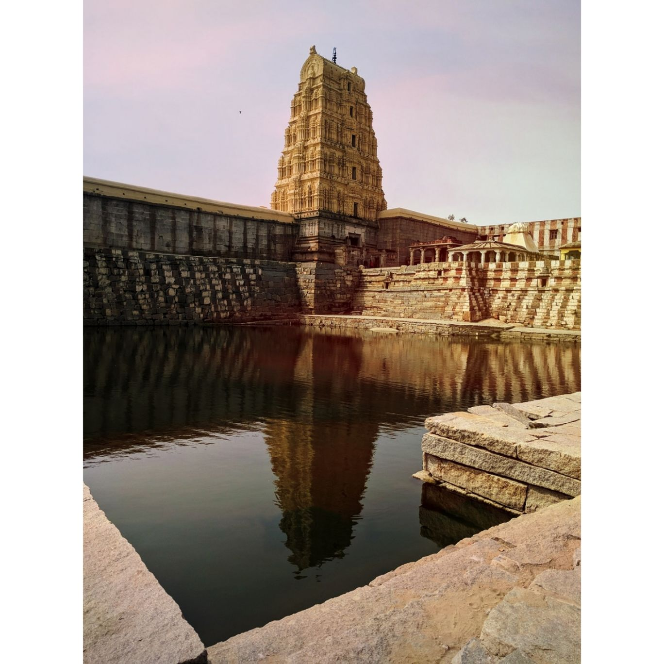 Photo of Virupaksha Temple East Gopura By Sinchita Sinha