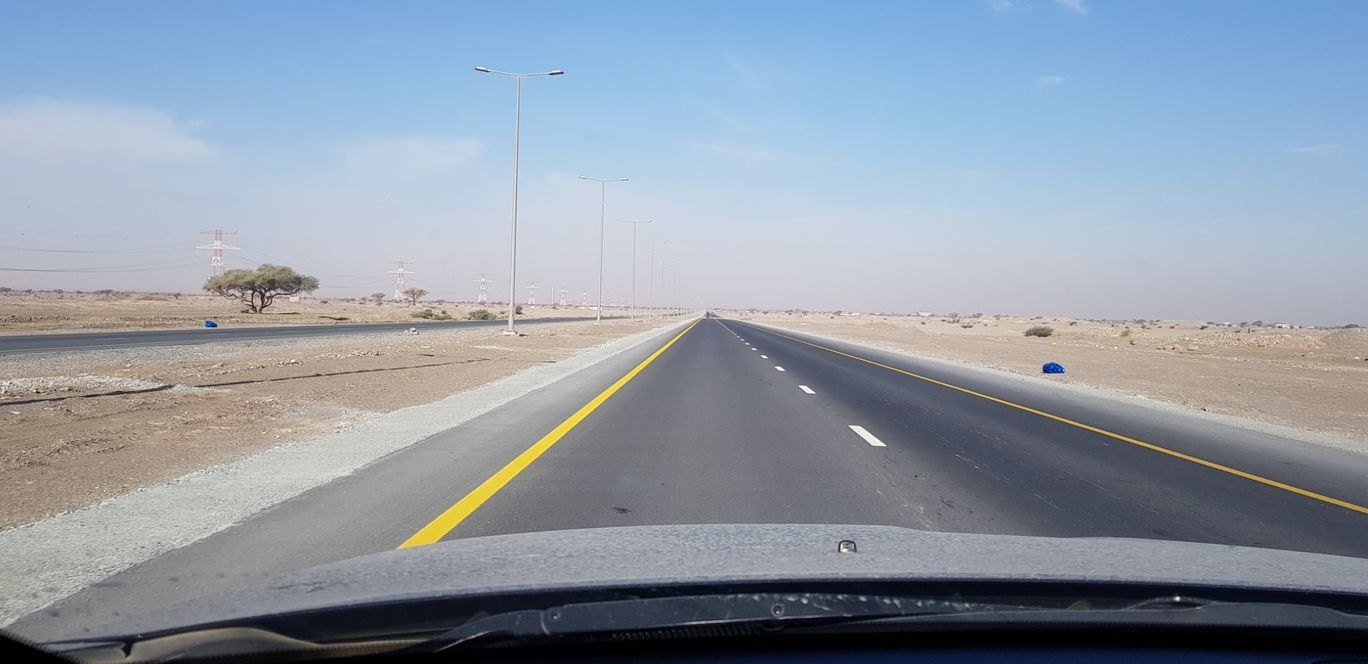 Photo of United Arab Emirates By Deepak Agarwal