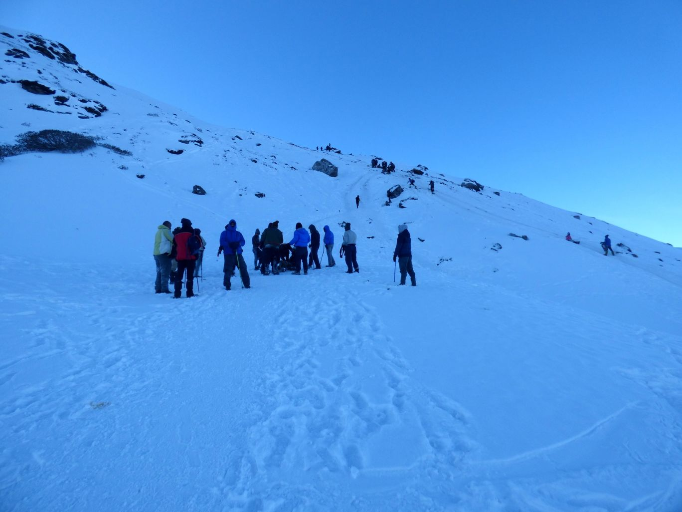 Photo of Kedarkantha Peak By Ani