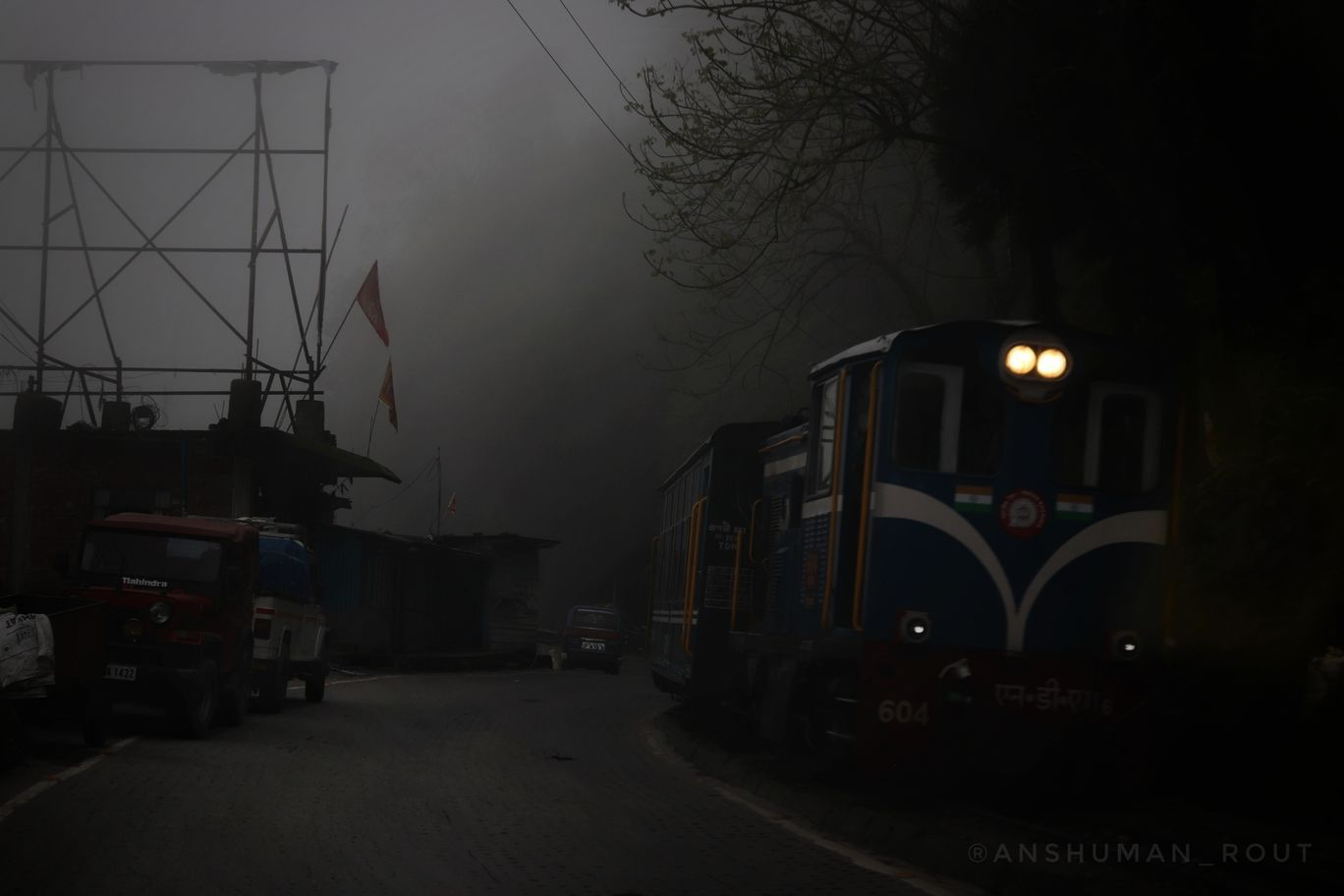 Photo of Darjeeling By Anshuman Rout