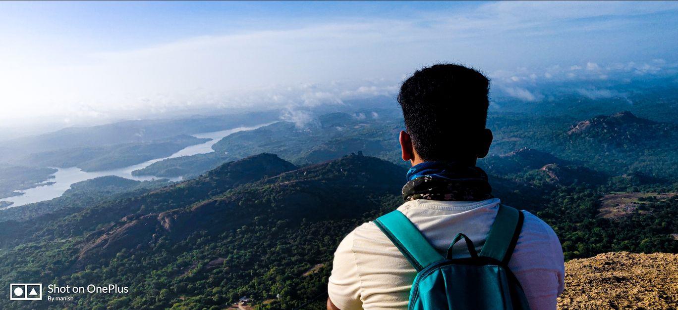 Photo of Savandurga Hill By Manish Sharma
