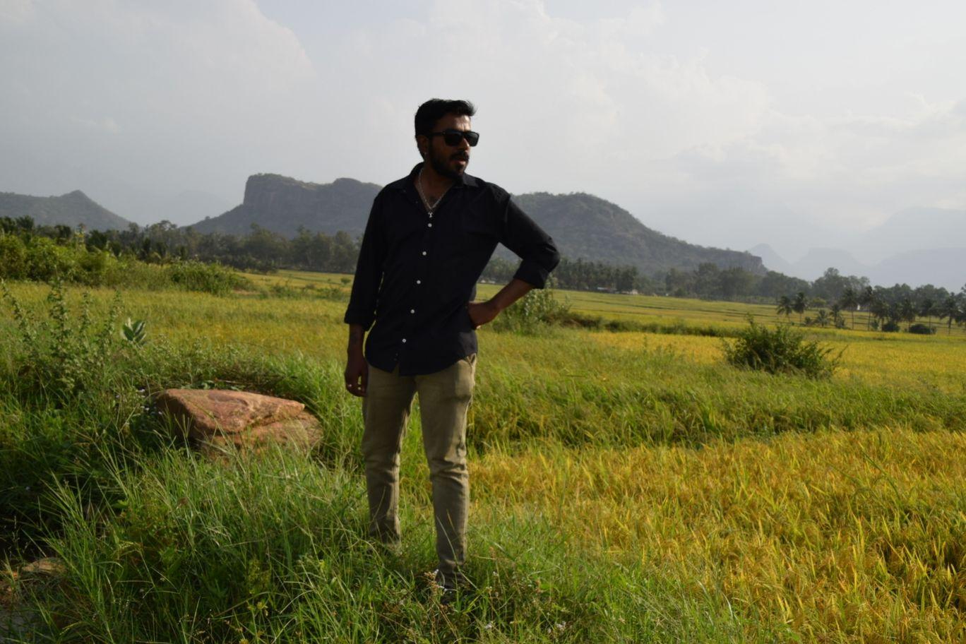 Photo of Amaravathi Dam By Prasannaa Kaleeswaran