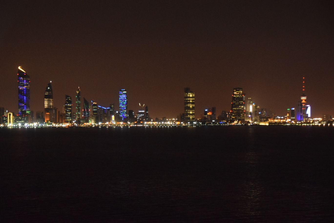 Photo of Kuwait City By Prasannaa Kaleeswaran