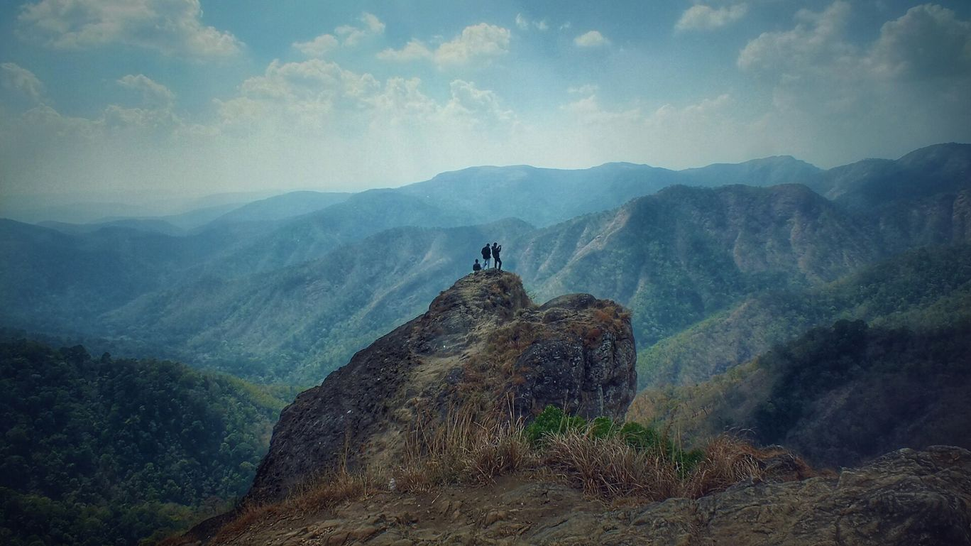 Photo of Parunthumpara Hill View Point By ജോയൽ സണ്ണി