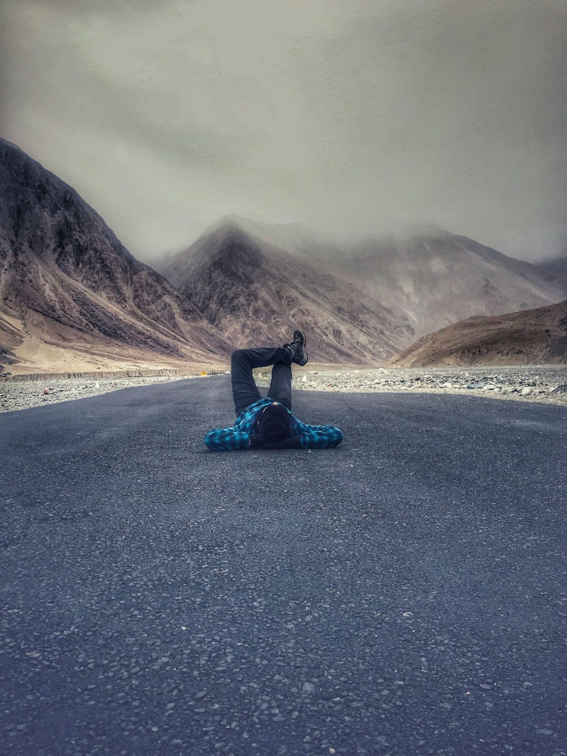 Photo of Leh Manali Highway By Krishnendu Gupta