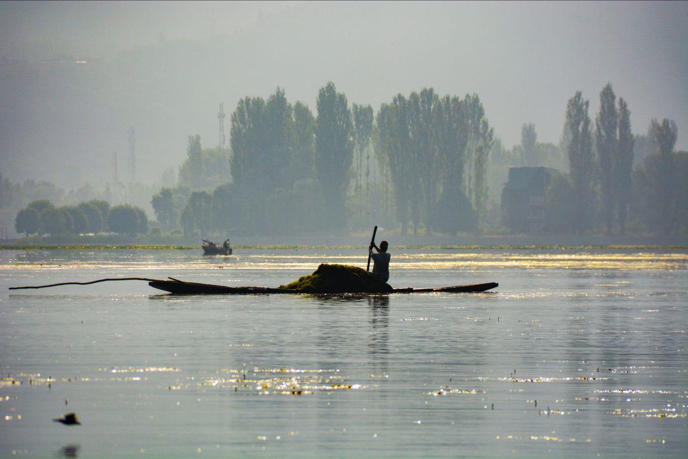 Photo of Dal Lake By Shashwat Narain