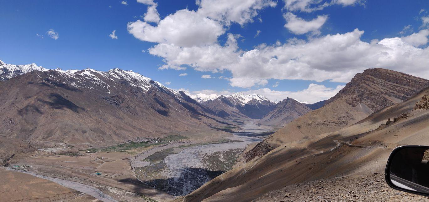 Photo of Spiti Valley By Yashodhan Nighoskar