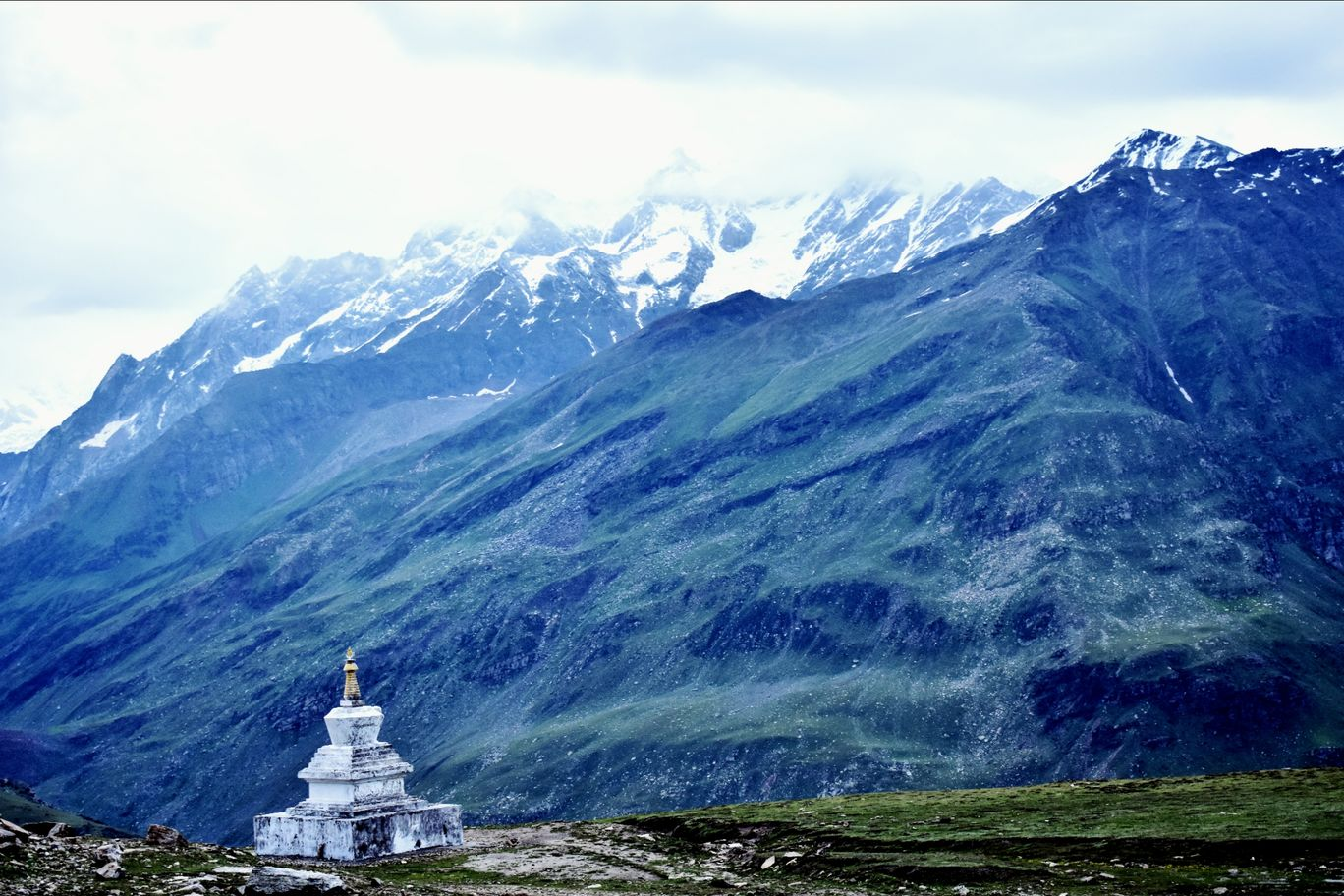 Photo of Rohtang Pass By kanaya dutta