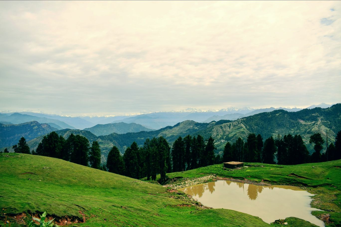 Photo of Prashar Lake By kanaya dutta