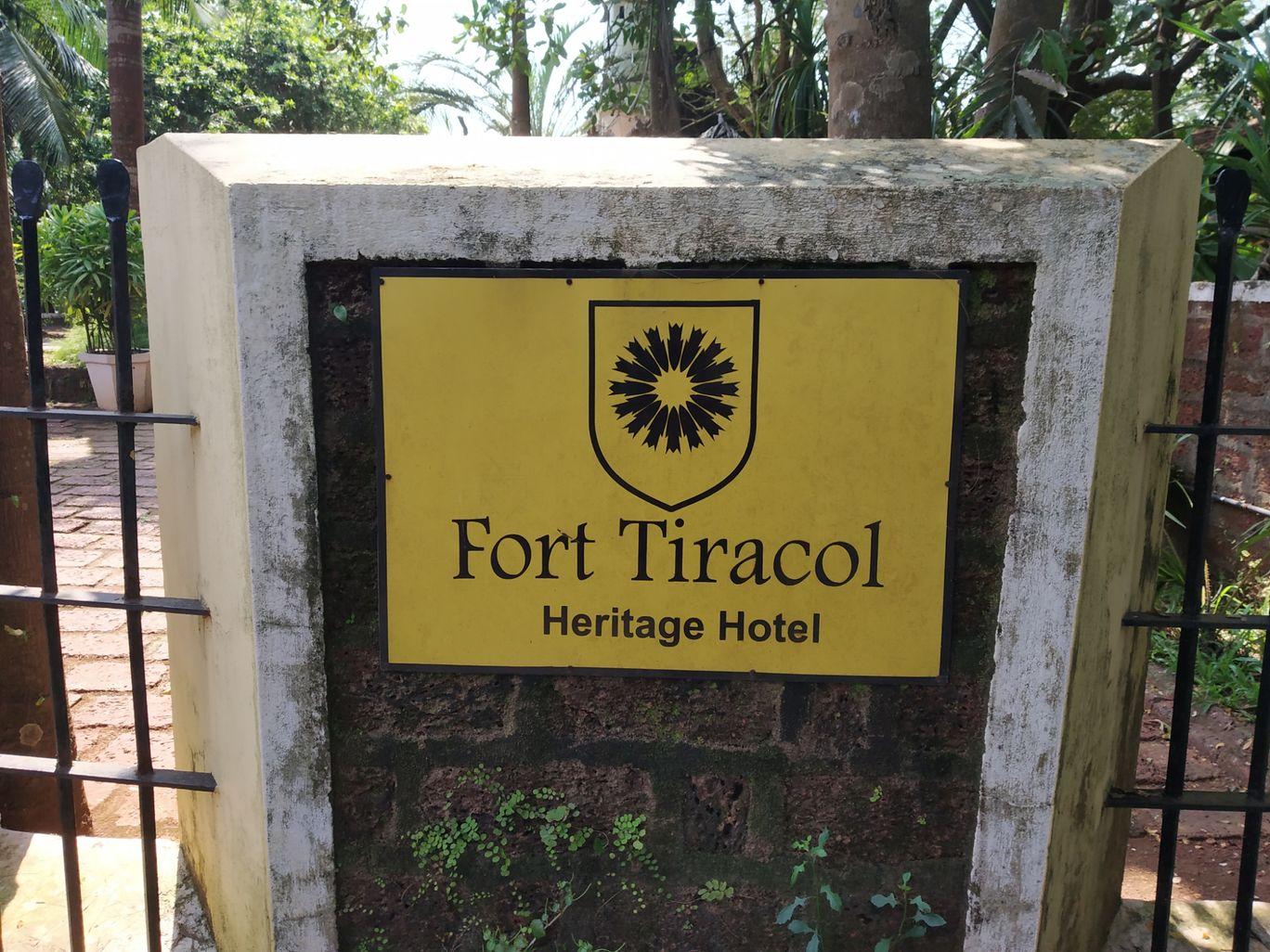 Photo of Fort Tiracol Heritage Hotel By Roseferns30