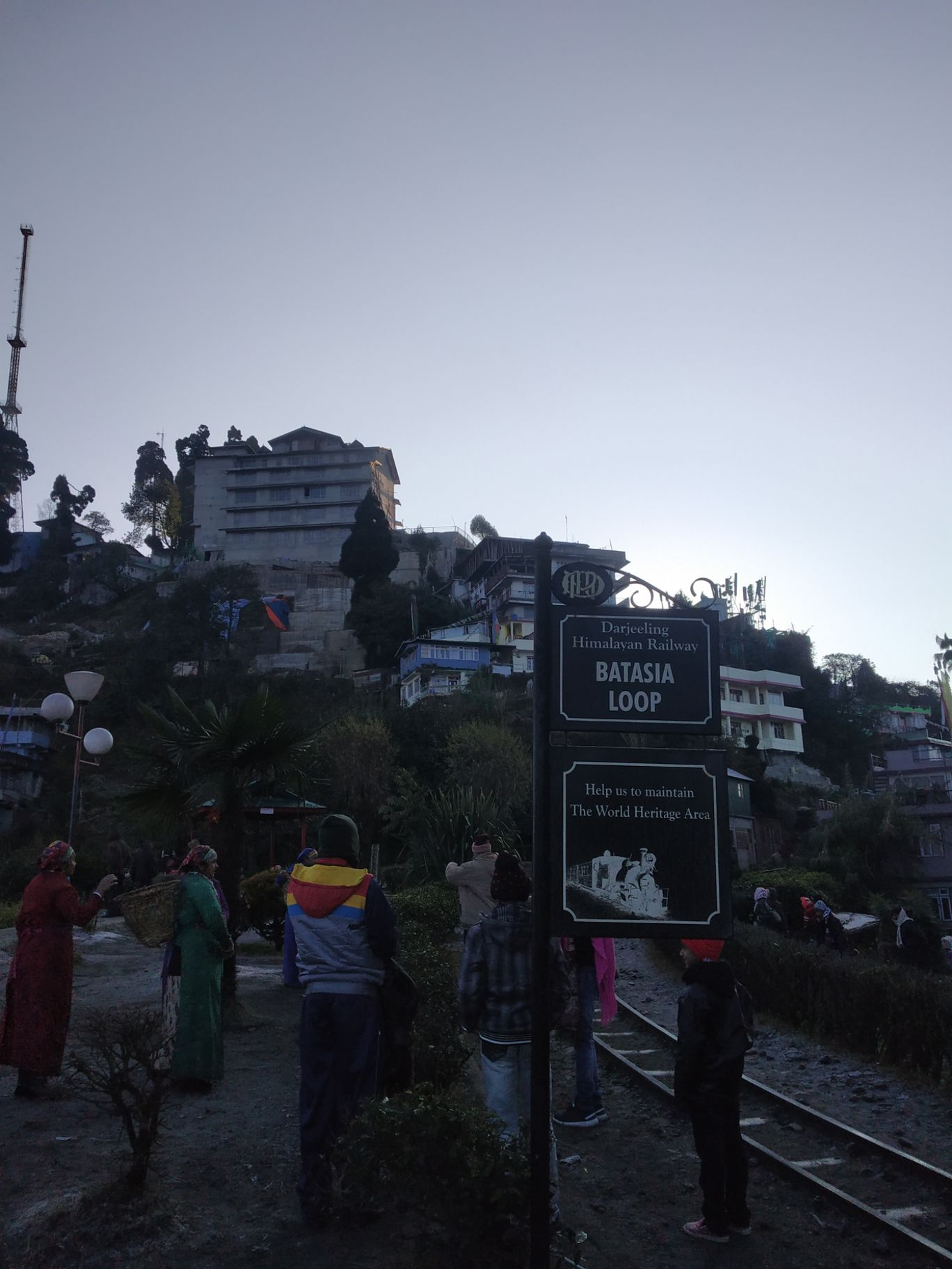 Photo of Darjeeling By Roseferns30
