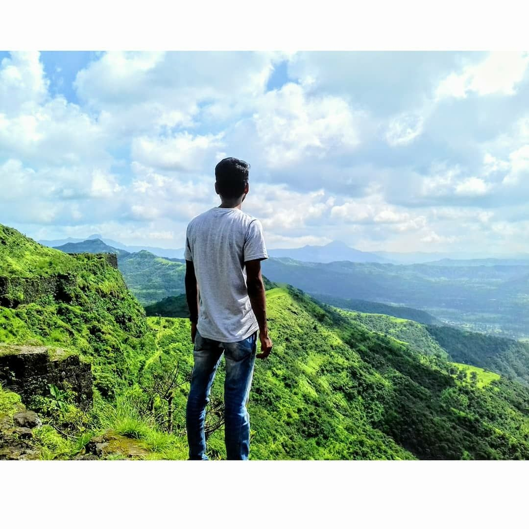 Photo of Sinhagad Fort By Tushar Muley