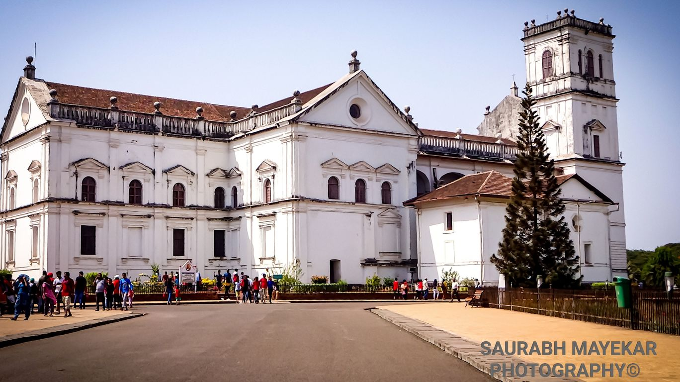 Photo of Old Goa By Saurabh Mayekar