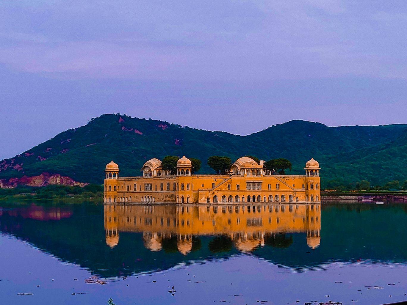 Photo of Jal Mahal By Shankar Das Blogger