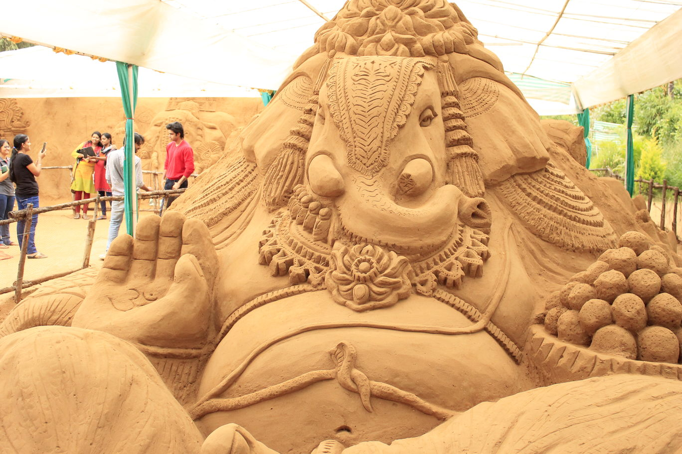 Photo of Mysuru Sand Sculpture Museum By Arijit Mullick