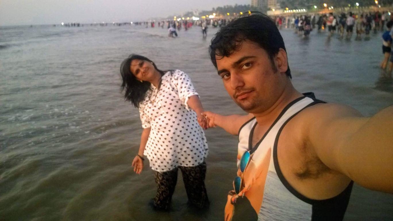 Photo of Juhu Beach By Mayur Singh Sisodiya