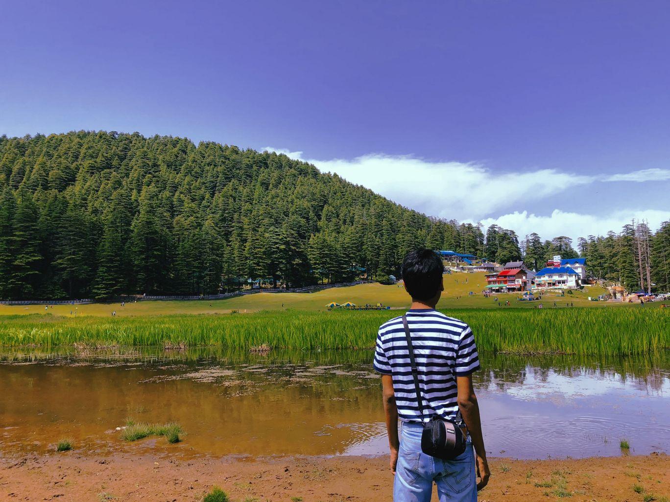 Photo of Khajjiar By Aditya Mishra