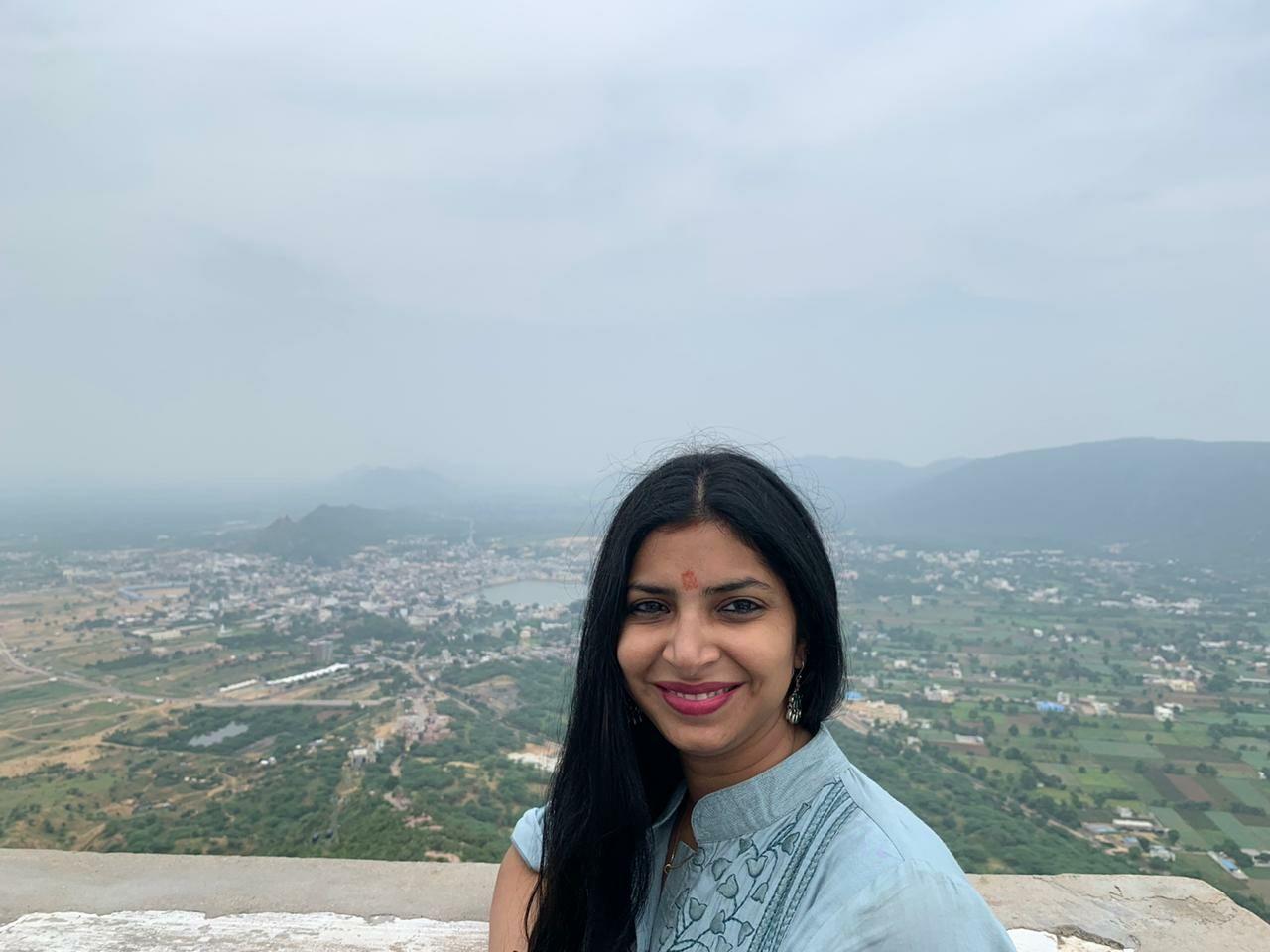 Photo of Savitri Temple Trail By Alisha Goyal