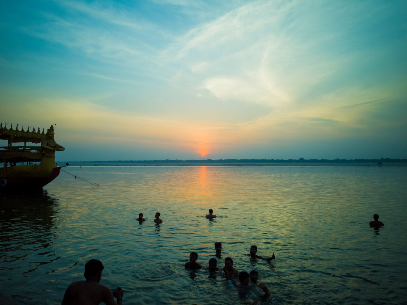 Photo of Assi ghat By SAGAR SRIVASTAVA