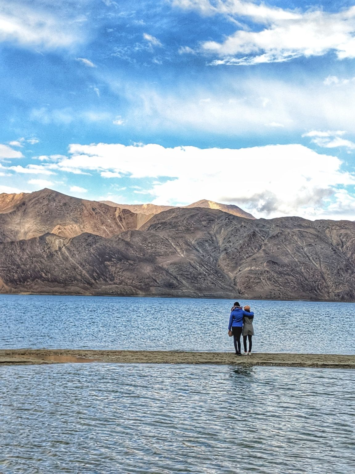 Photo of Pangong Lake By Utkarsh Gupta