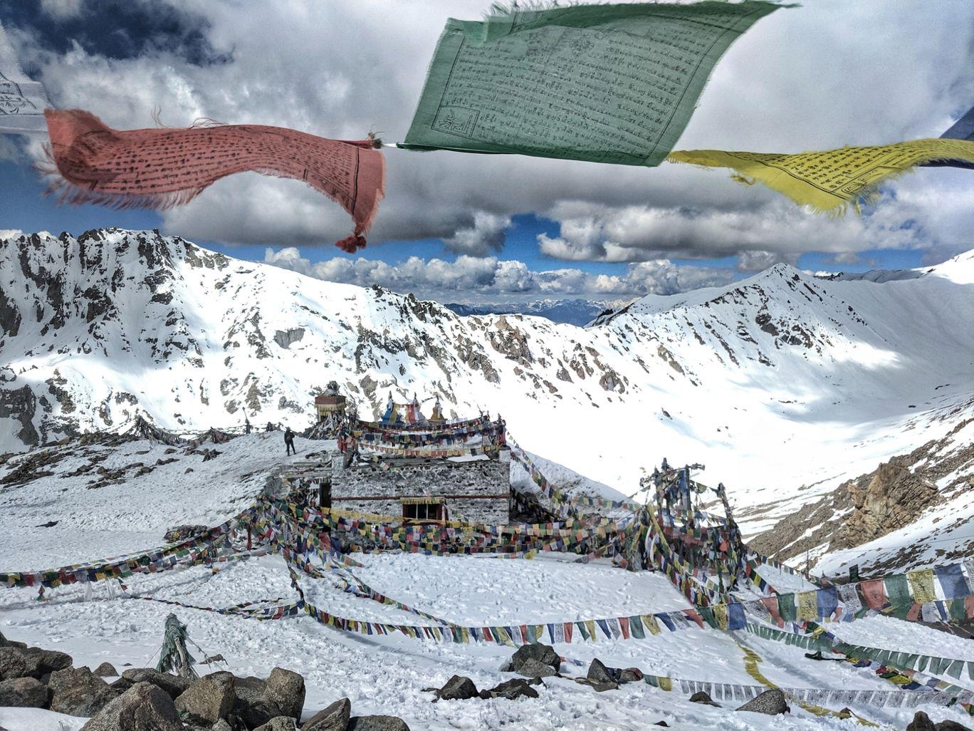 Photo of Khardungla Pass By Utkarsh Gupta
