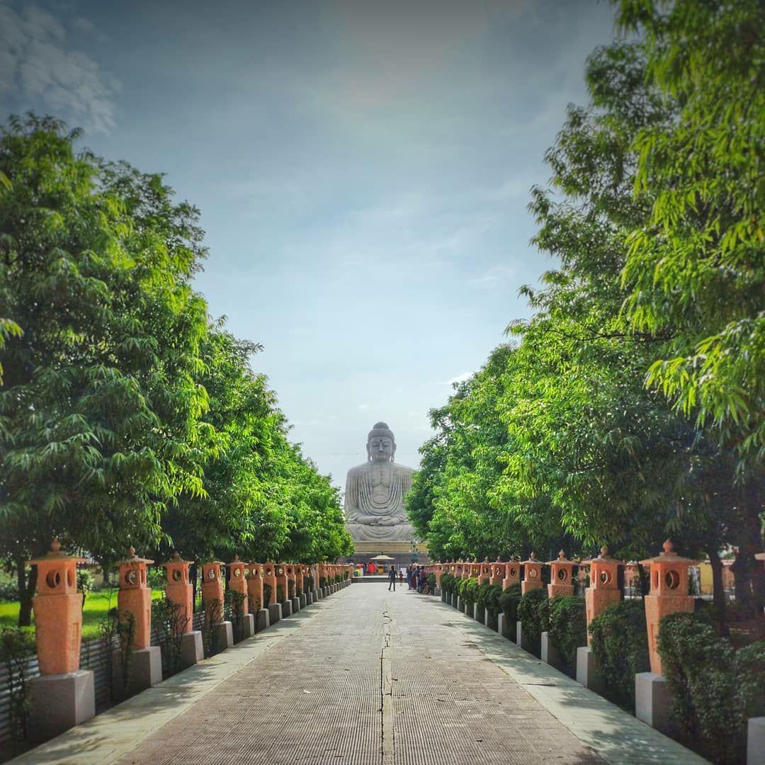 Photo of Bodhgaya By $H@H@B@@Z