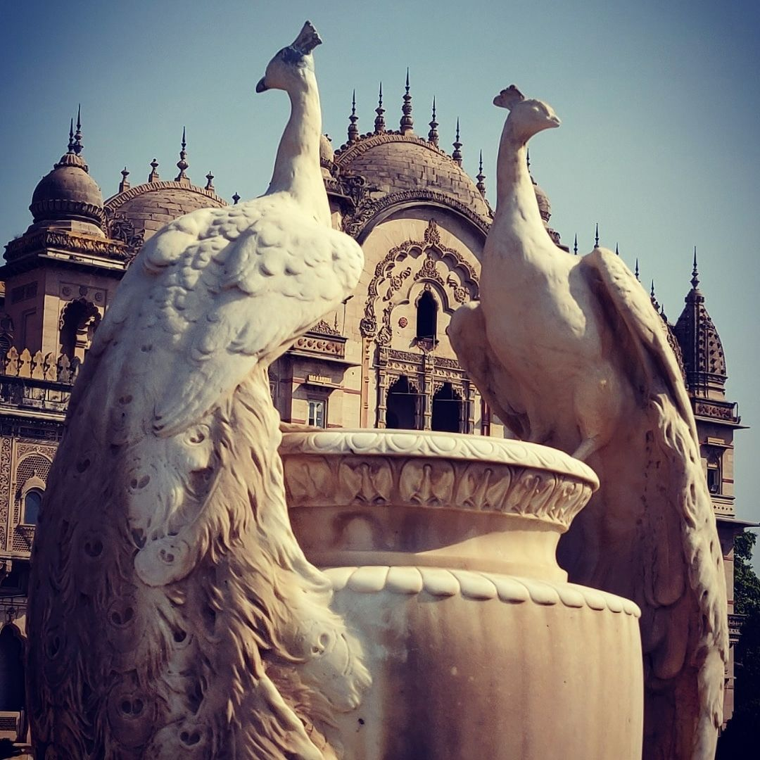 Photo of Laxmi Vilas Palace By The Travel Stories