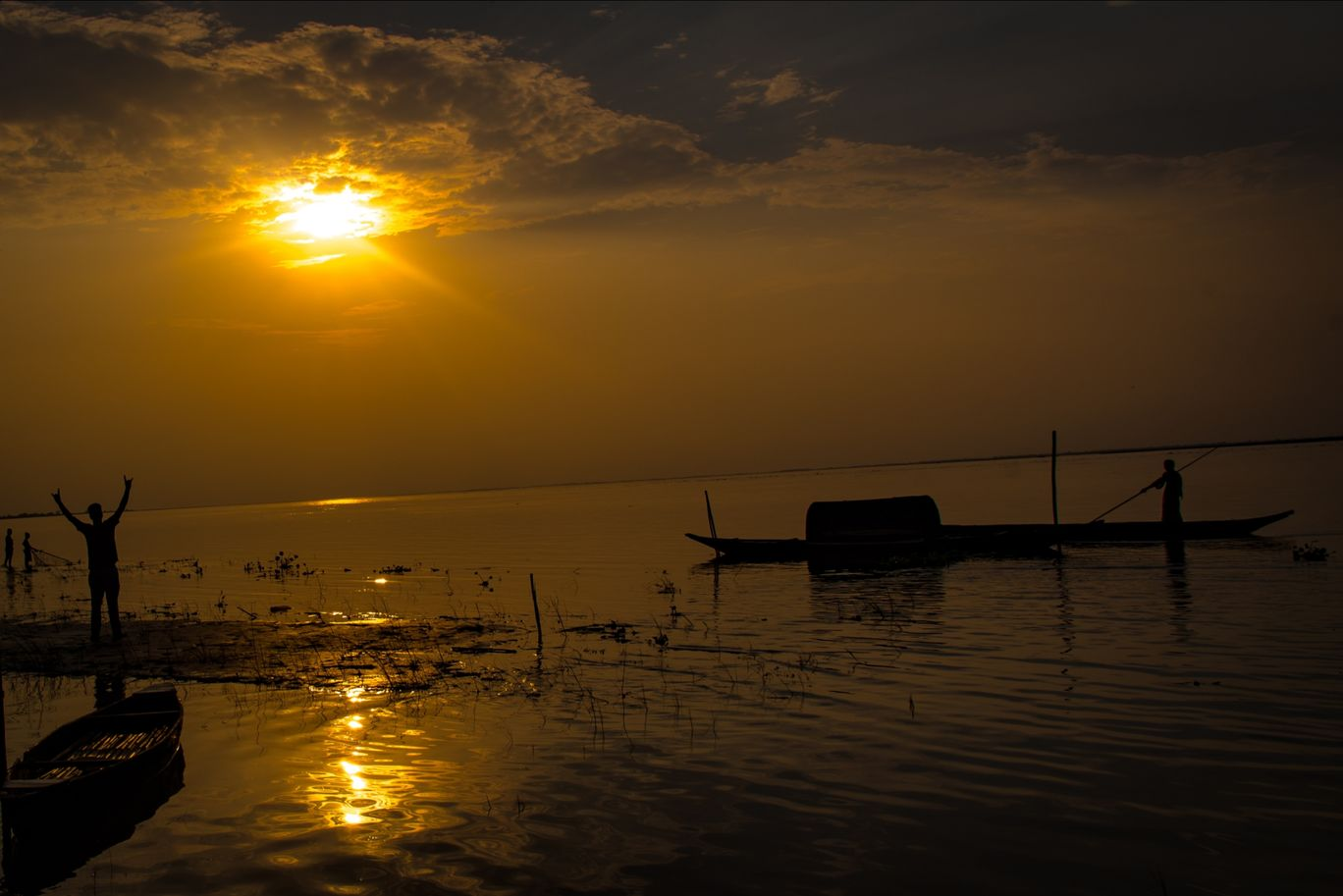 Photo of Nimati Ghat By Sayan Chowdhury