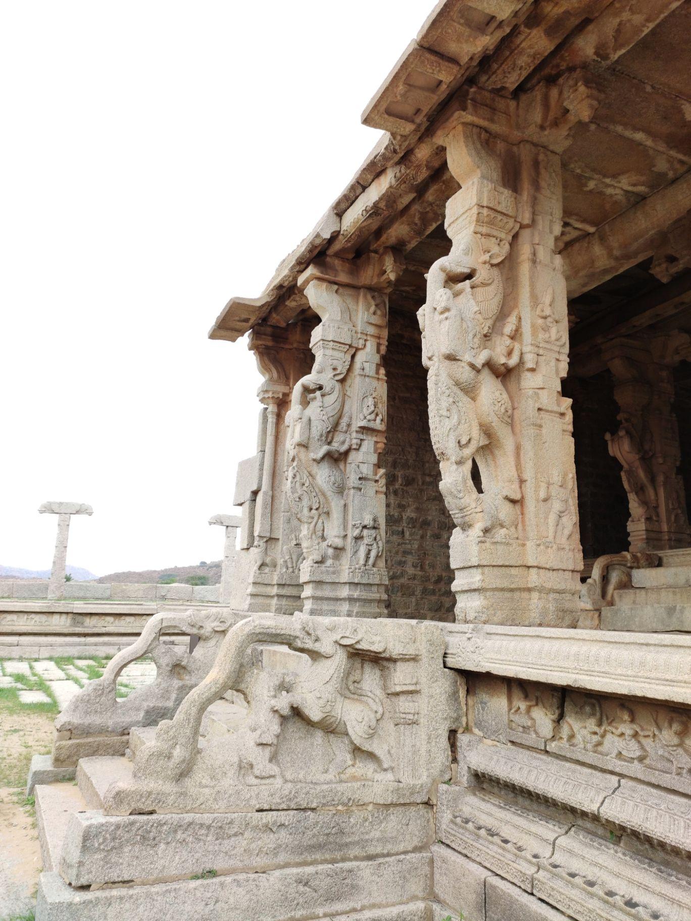 Photo of Vitthala Temple By SREEKANTH