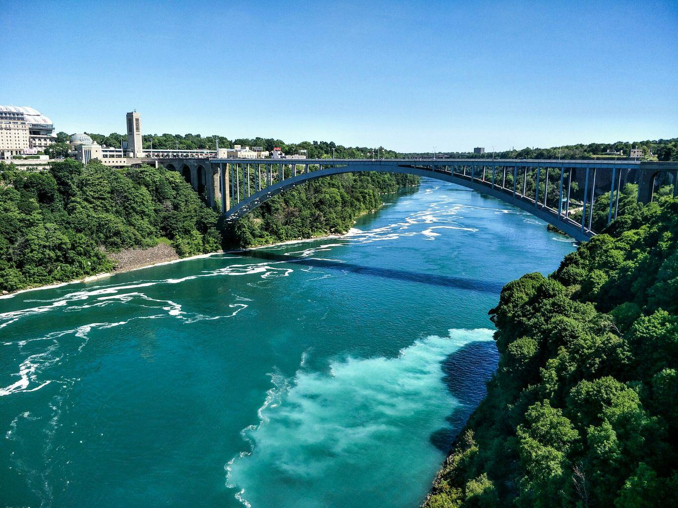 Photo of Niagara Falls By Shreeya Maheshwari