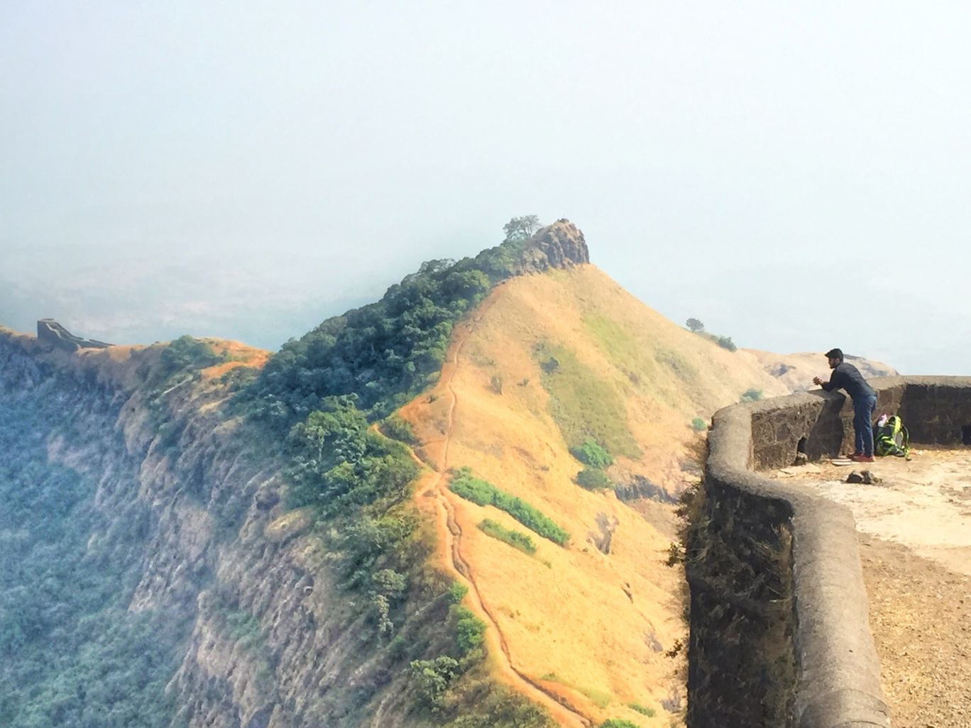 Photo of Rajgad Fort By wanderlust. in