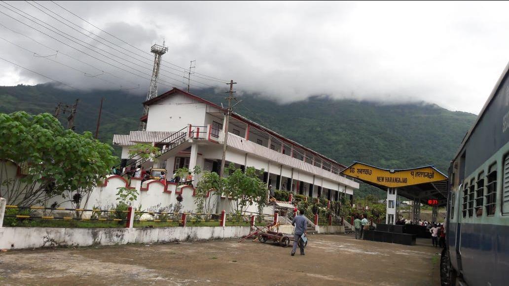Photo of New Haflong Rail Station By Deepak Mukherjee